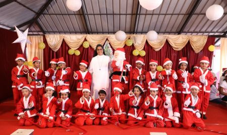 Christmas Day Celebration 2019